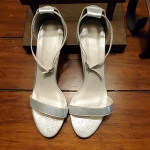 David Bridal Heels
